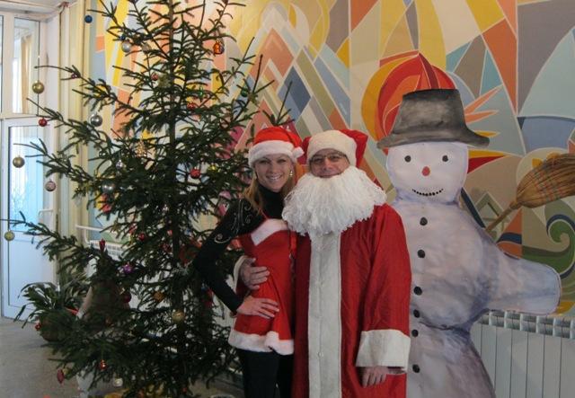 дядо Коледа 2015