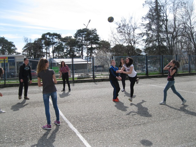 8 март_волейбол